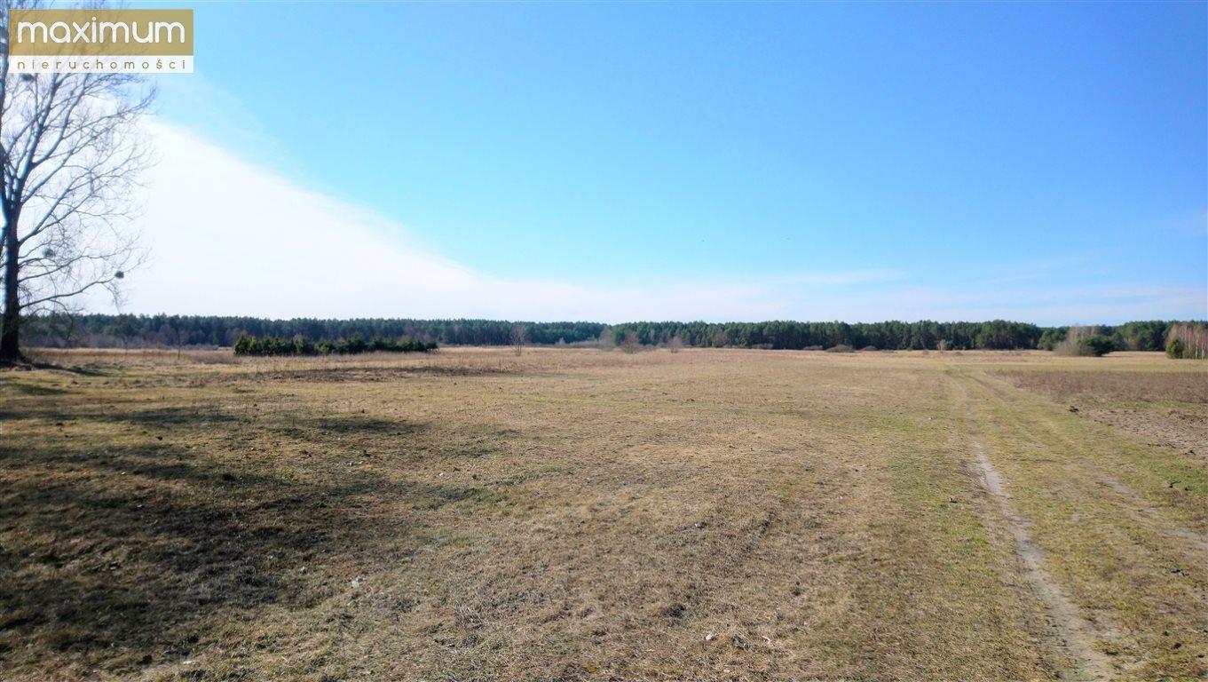 Działka leśna na sprzedaż Tereszpol-Kukiełki  56800m2 Foto 1