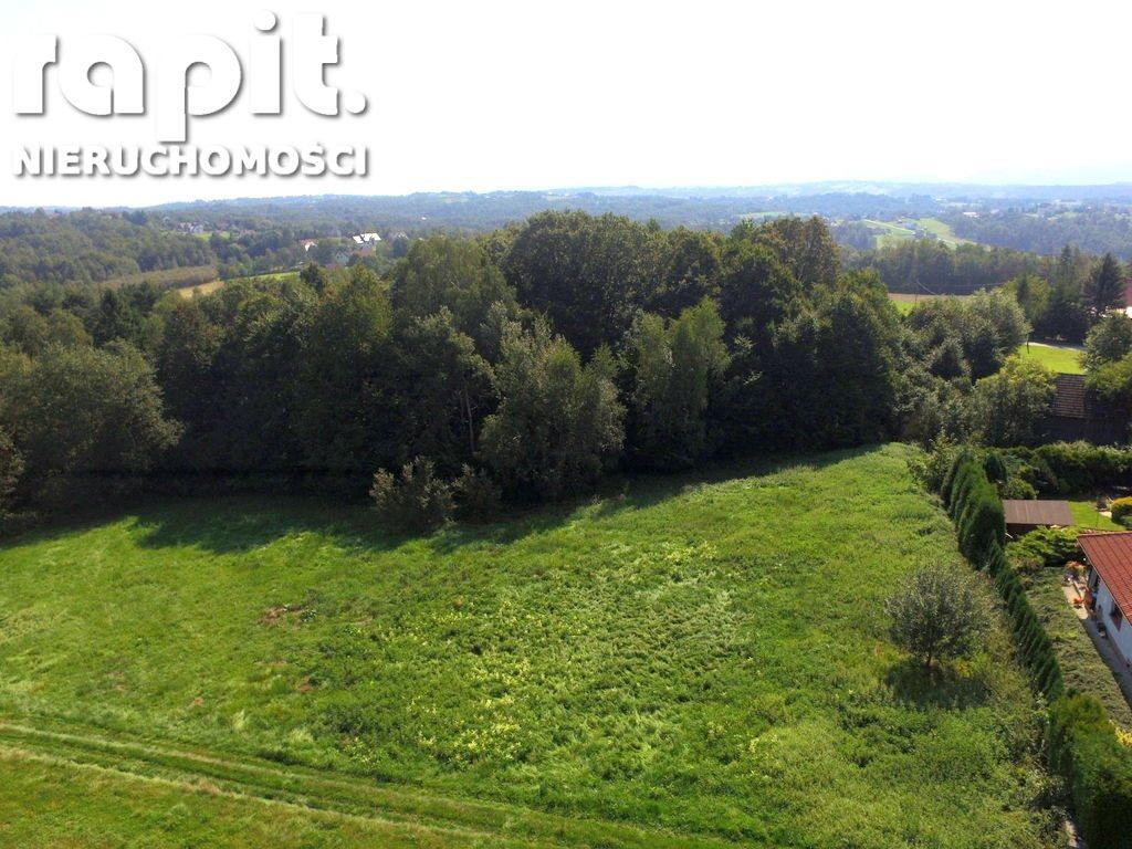 Działka budowlana na sprzedaż Krzyszkowice  1275m2 Foto 2