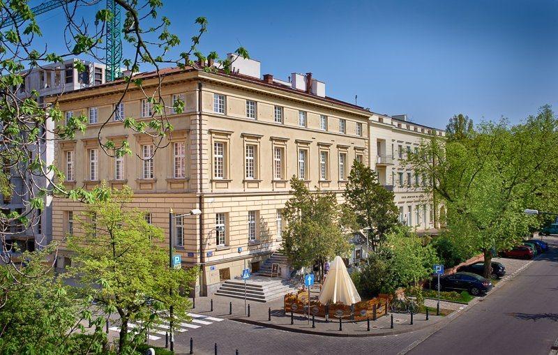Lokal użytkowy na wynajem Warszawa, Śródmieście, Foksal 10  136m2 Foto 2