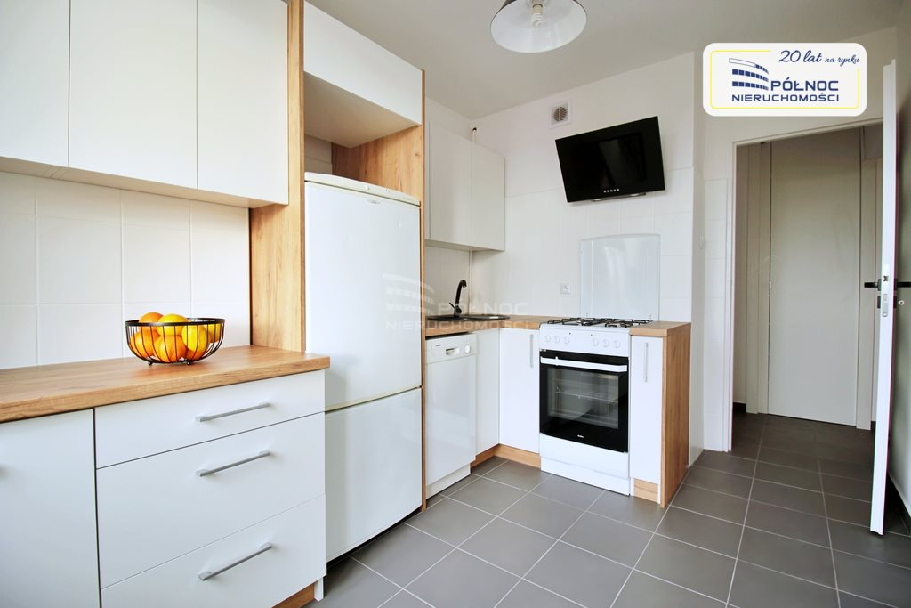 Mieszkanie trzypokojowe na sprzedaż Mikołów, os. Jana Kochanowskiego  63m2 Foto 3
