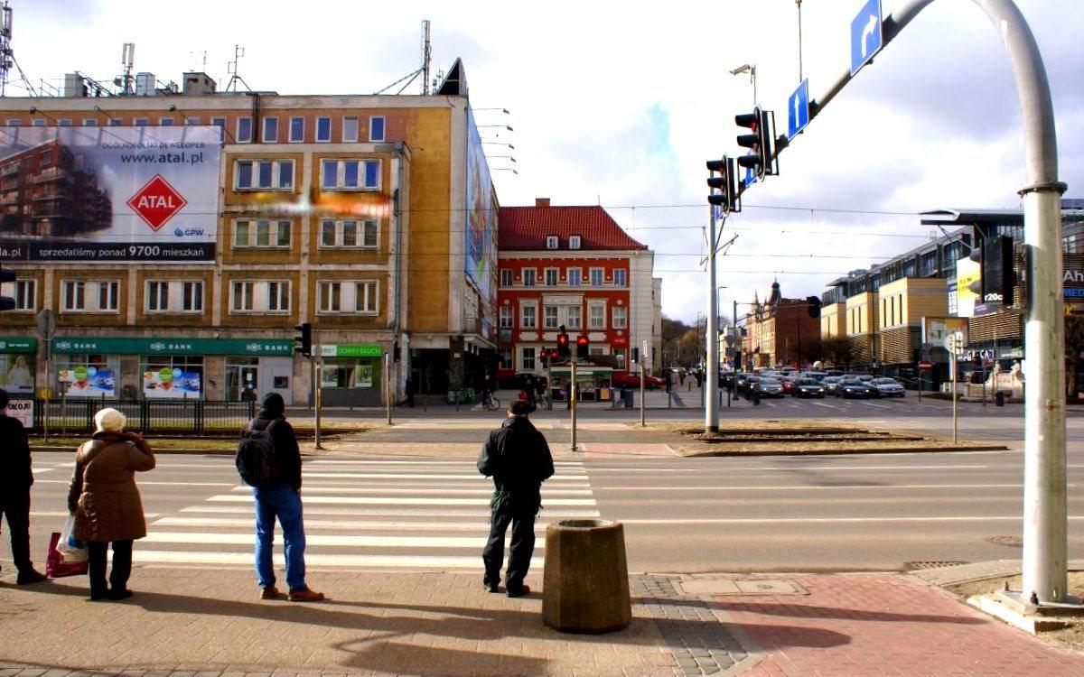 Lokal użytkowy na wynajem Gdańsk, Wrzeszcz Górny, Grunwaldzka  145m2 Foto 1