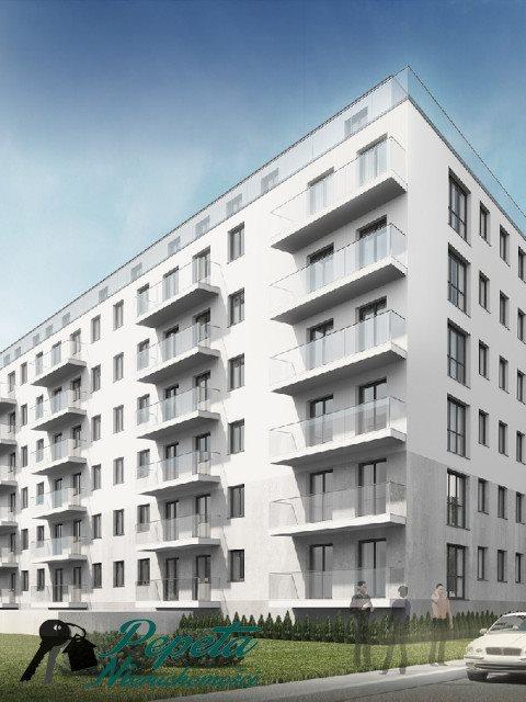 Mieszkanie dwupokojowe na sprzedaż Poznań, Rataje, Katowicka  48m2 Foto 1