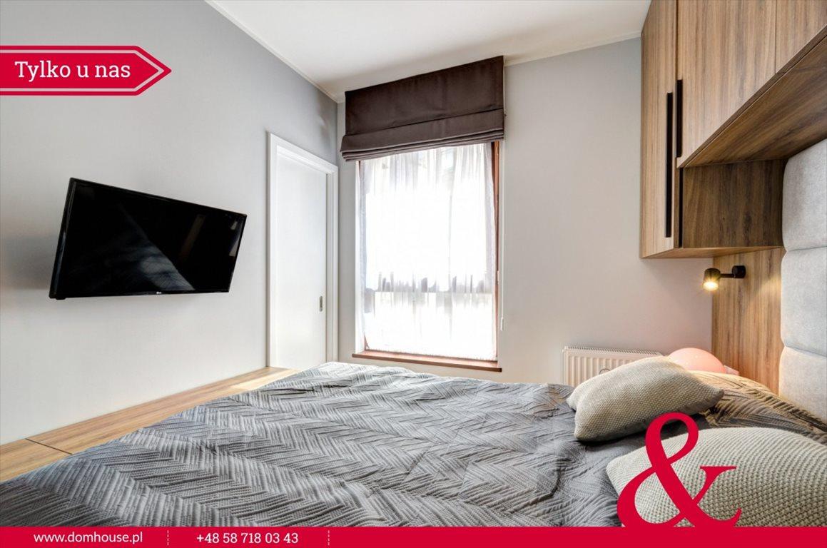 Mieszkanie dwupokojowe na wynajem Gdańsk, Śródmieście, Jaglana  33m2 Foto 9