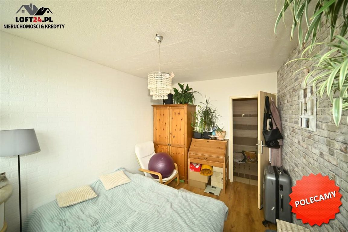 Mieszkanie trzypokojowe na sprzedaż Lubin, Przylesie, Krucza  64m2 Foto 11