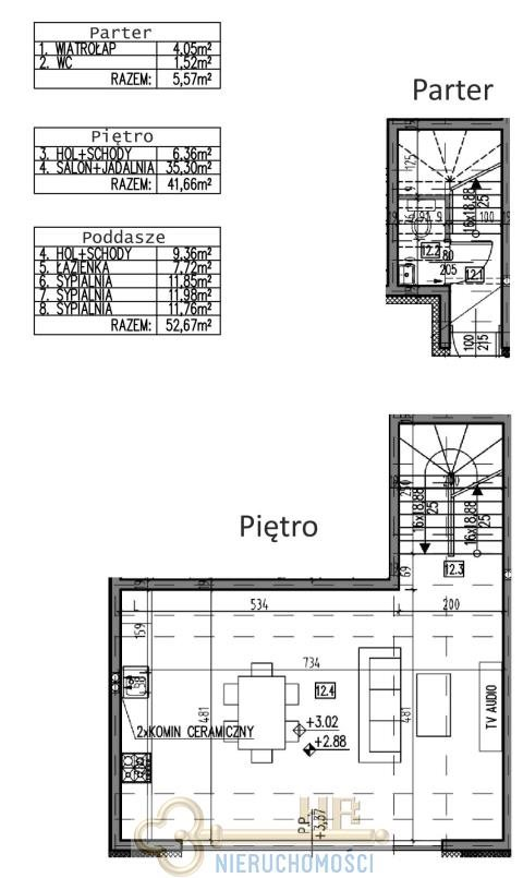 Dom na sprzedaż Marki, Legionowa  100m2 Foto 3