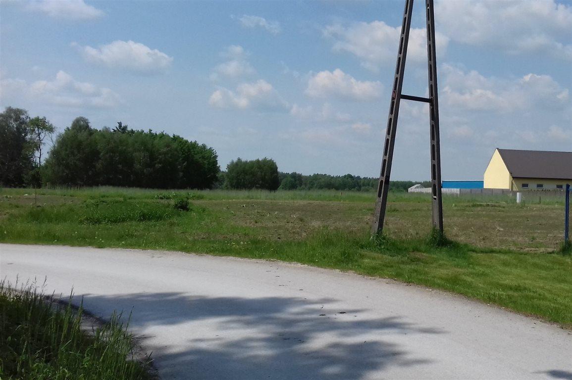 Działka inna na sprzedaż Oksa  600m2 Foto 1