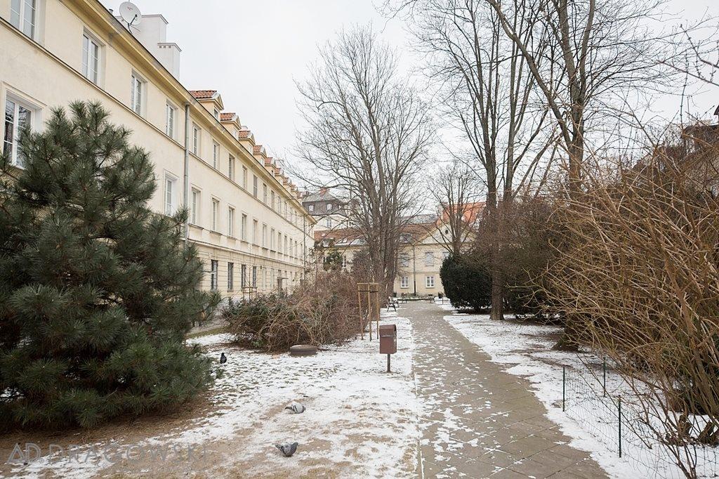 Mieszkanie dwupokojowe na sprzedaż Warszawa, Śródmieście, Stare Miasto, Kozia  64m2 Foto 13
