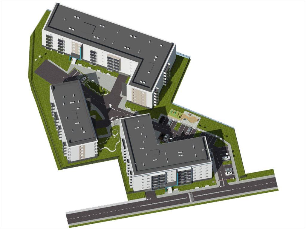 Mieszkanie dwupokojowe na sprzedaż Ostrów Wielkopolski, Wysocka  53m2 Foto 2