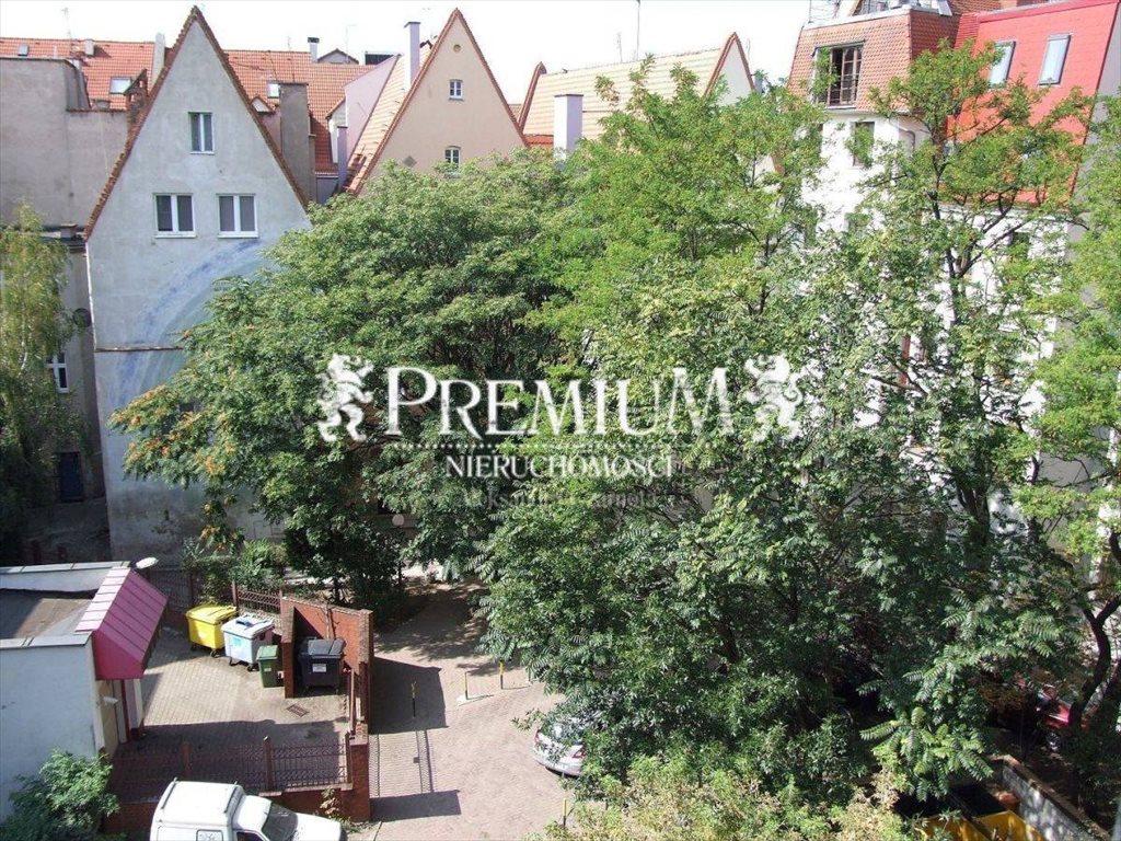 Mieszkanie dwupokojowe na wynajem Wrocław, Stare Miasto, Odrzańska  39m2 Foto 11
