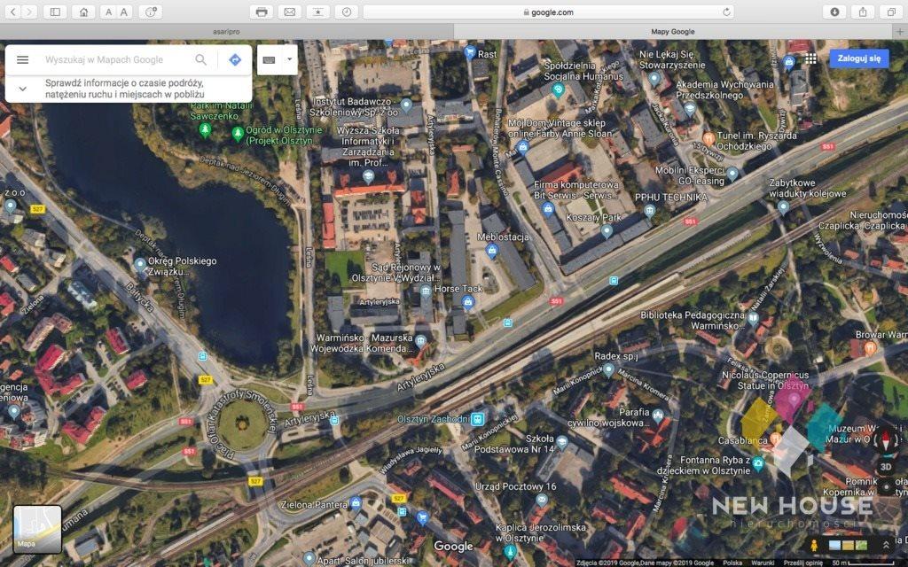 Lokal użytkowy na sprzedaż Olsztyn, Śródmieście  4000m2 Foto 1