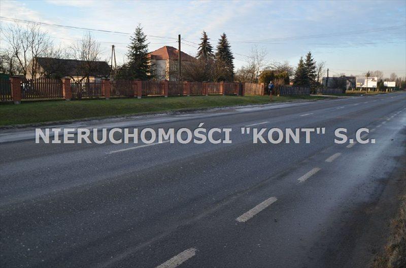 Działka budowlana na sprzedaż Kraków, Nowa Huta, Igołomska  1114m2 Foto 3
