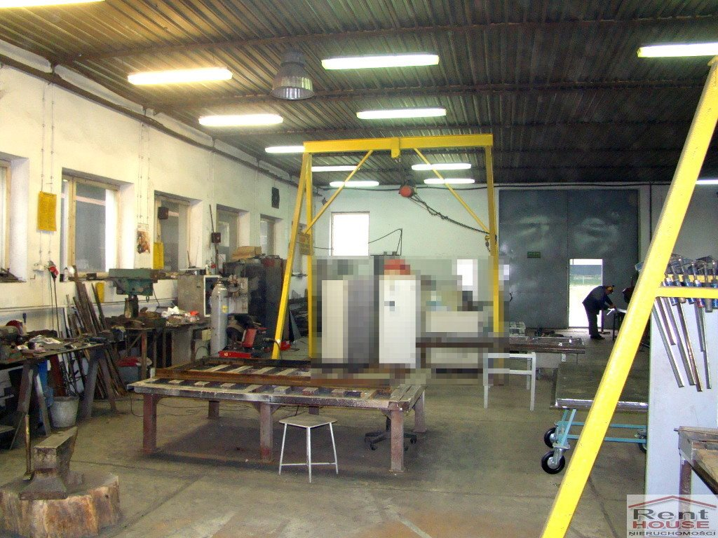 Lokal użytkowy na sprzedaż Mierzyn  940m2 Foto 5