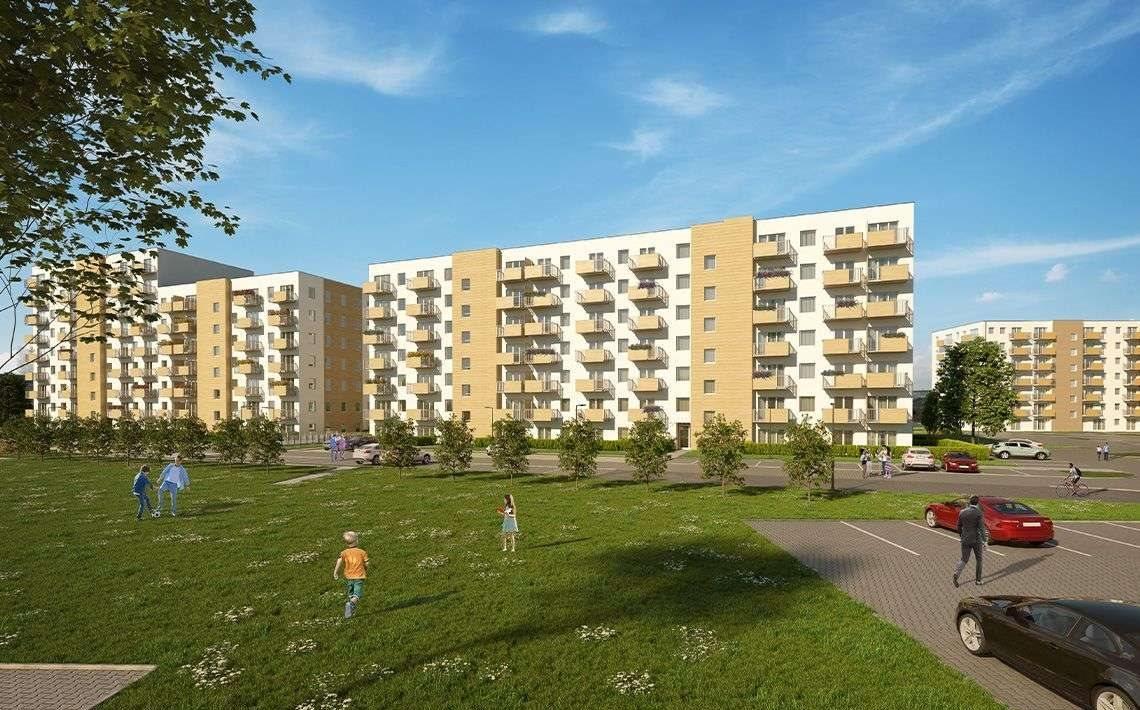 Mieszkanie trzypokojowe na sprzedaż Poznań, żegrze, poznań  51m2 Foto 2
