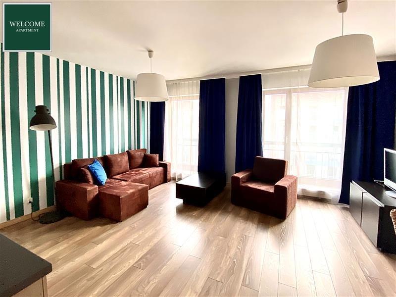 Mieszkanie dwupokojowe na wynajem Gdańsk, Rzeka, Szafarnia  50m2 Foto 4