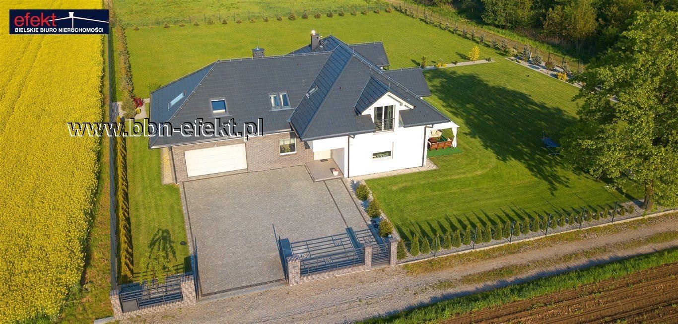 Dom na sprzedaż Goczałkowice-Zdrój  347m2 Foto 2