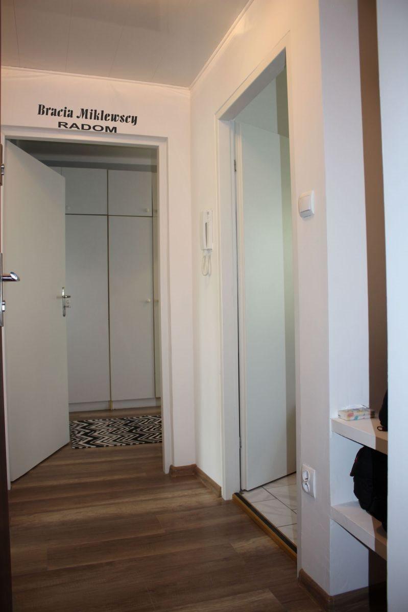 Mieszkanie dwupokojowe na wynajem Radom, XV-Lecia, Sportowa  48m2 Foto 7