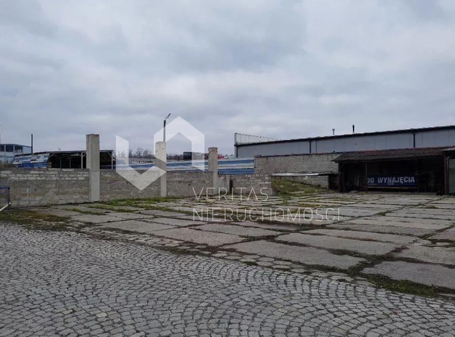 Działka przemysłowo-handlowa pod dzierżawę Jaworzno, Centrum  4000m2 Foto 1
