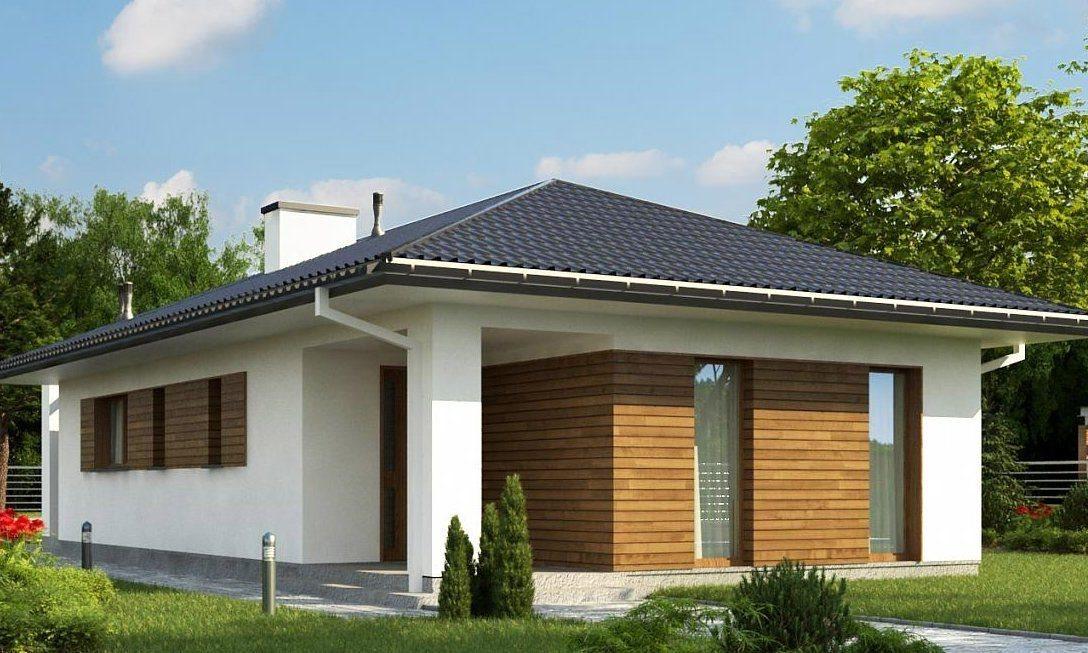 Dom na sprzedaż Borówiec  80m2 Foto 1