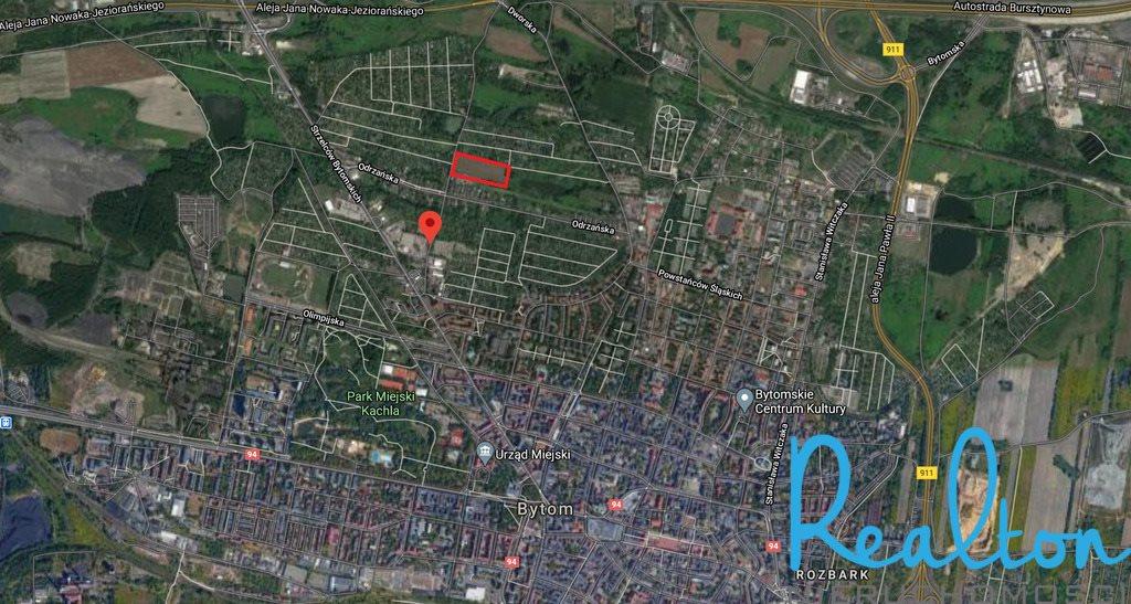 Działka budowlana na sprzedaż Bytom, Stroszek, Cegielniana  725m2 Foto 5