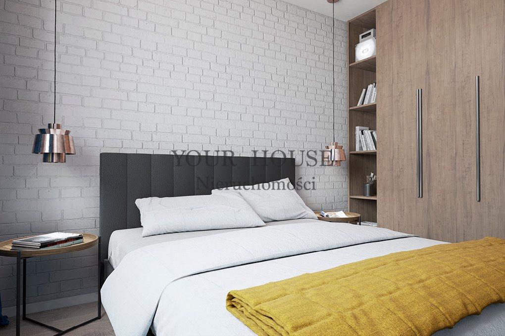 Mieszkanie dwupokojowe na sprzedaż Wrocław, Śródmieście, Sępolno  51m2 Foto 5