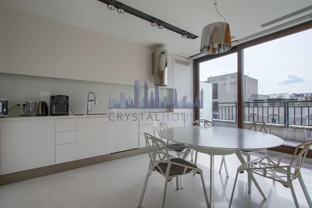 Mieszkanie czteropokojowe  na sprzedaż Warszawa, Śródmieście, Parkowa  153m2 Foto 3