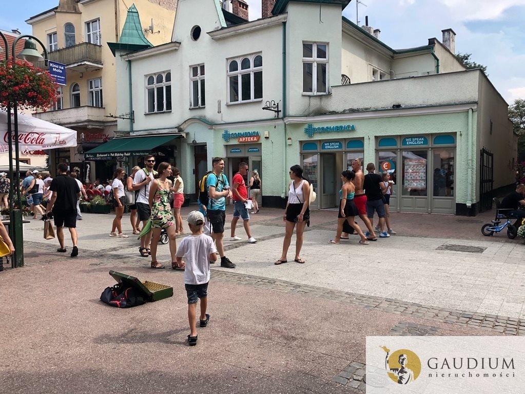 Lokal użytkowy na sprzedaż Sopot, Bohaterów Monte Cassino  485m2 Foto 3