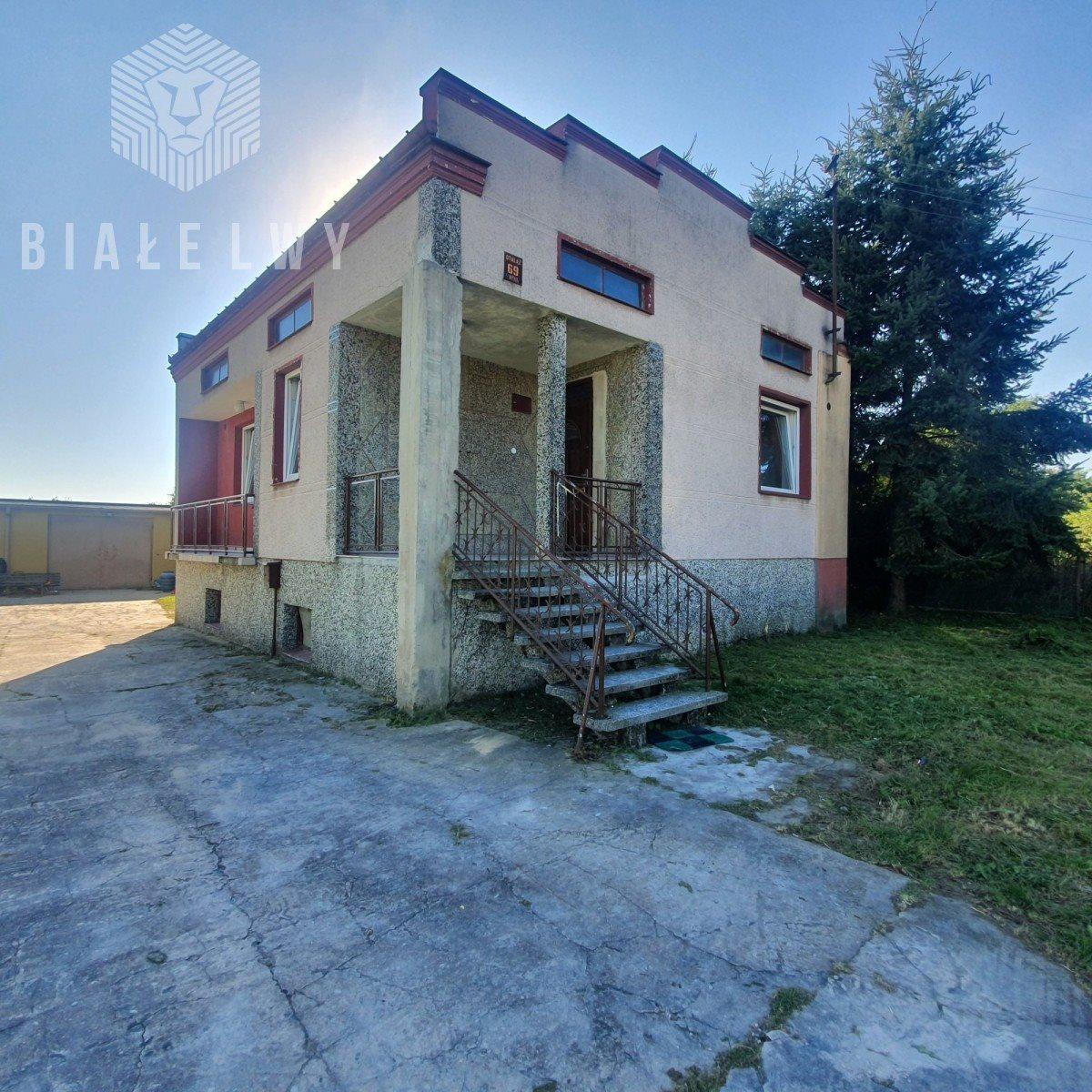 Dom na sprzedaż Otaląż  70m2 Foto 1