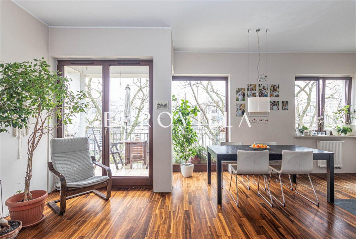 Mieszkanie trzypokojowe na sprzedaż Warszawa, Wilanów, Prymasa Augusta Hlonda  89m2 Foto 1