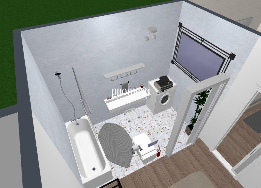 Mieszkanie trzypokojowe na sprzedaż Siechnice  52m2 Foto 3