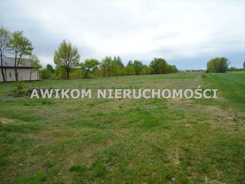 Działka budowlana na sprzedaż Grodzisk Mazowiecki, Chrzanów Mały  540m2 Foto 2