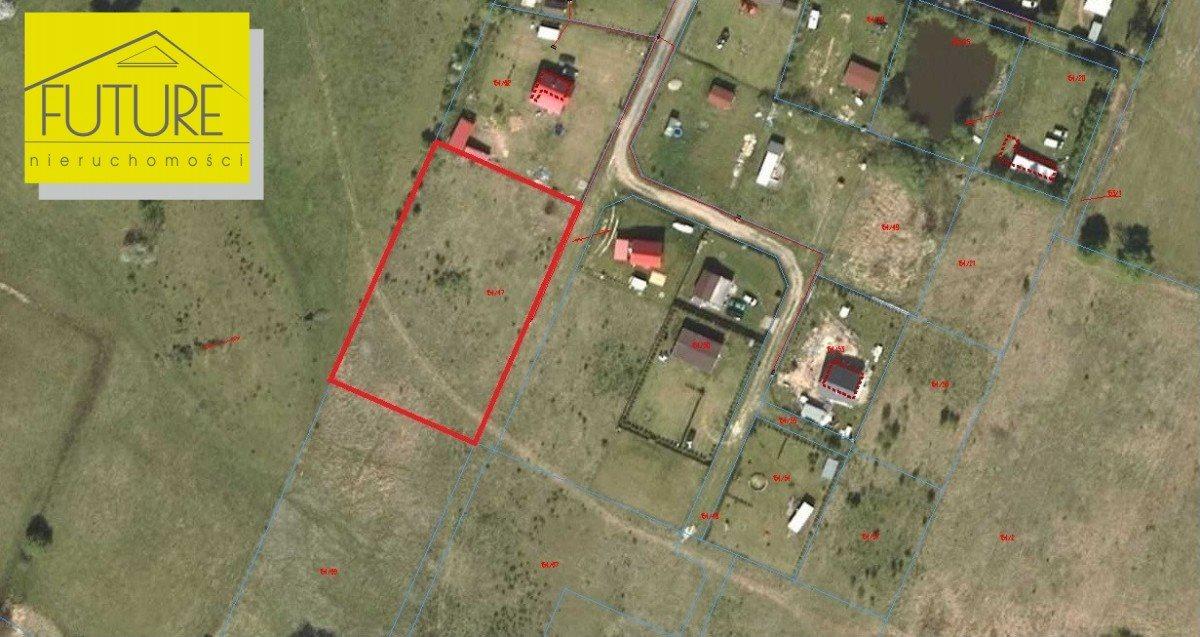 Działka rolna na sprzedaż Liksajny  3000m2 Foto 1