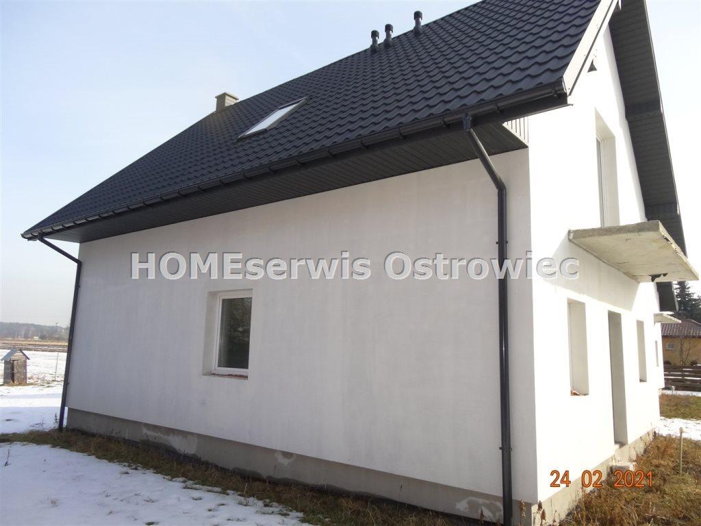 Dom na sprzedaż Ostrowiec Świętokrzyski, Częstocice  107m2 Foto 2