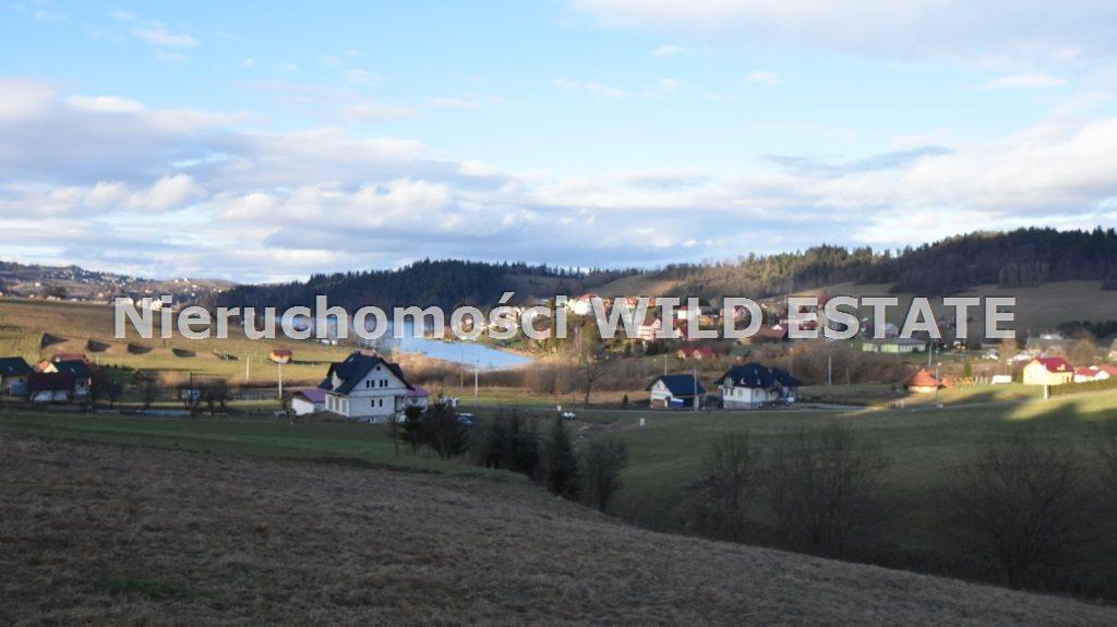 Działka rolna na sprzedaż Solina, Zawóz  6012m2 Foto 1