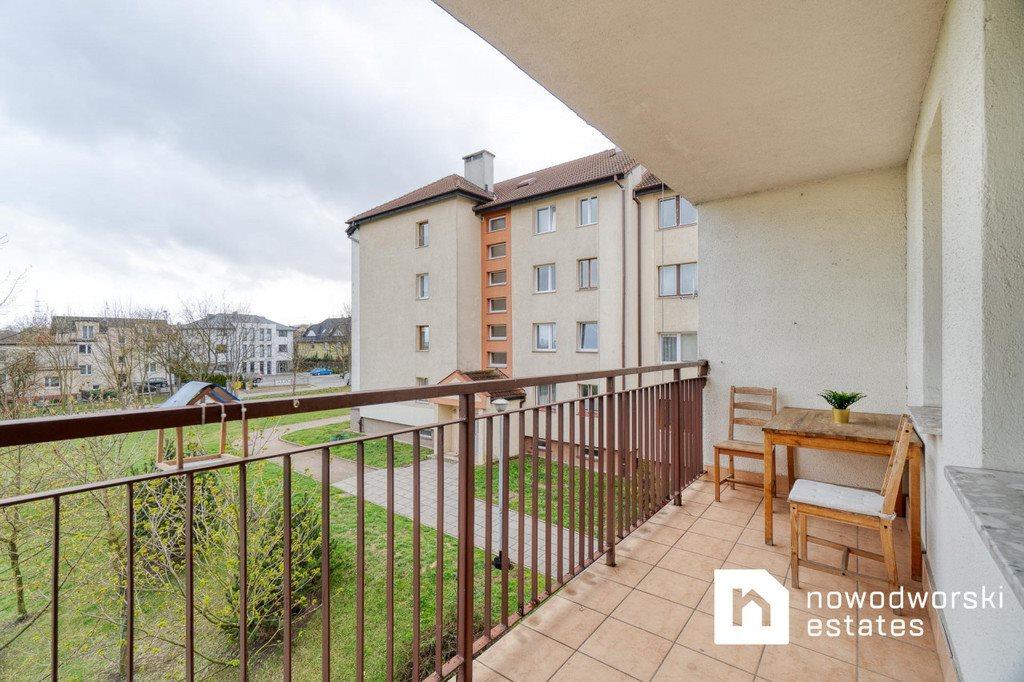 Mieszkanie dwupokojowe na wynajem Gdańsk, Jasień, Rycerza Blizbora  47m2 Foto 4