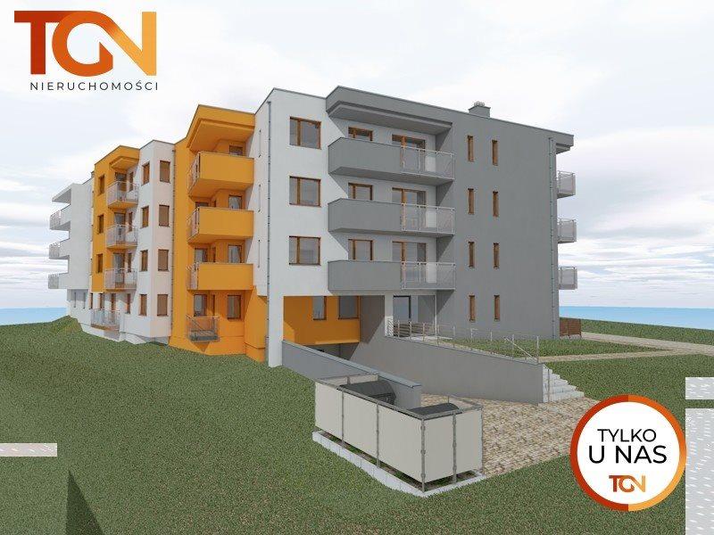 Mieszkanie trzypokojowe na sprzedaż Łódź, Doły, Czeremoska  57m2 Foto 1