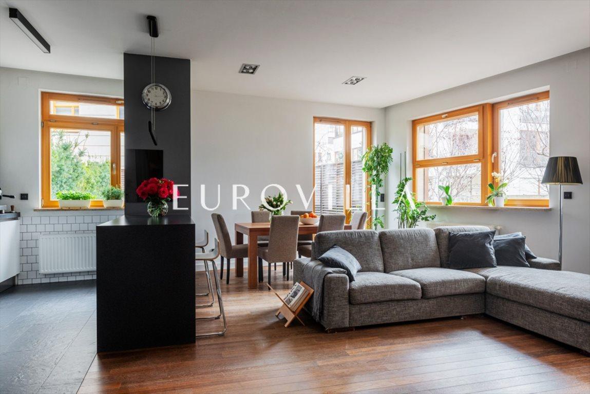 Mieszkanie trzypokojowe na sprzedaż Warszawa, Wilanów, Sarmacka  97m2 Foto 1