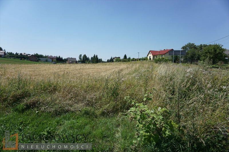 Działka budowlana na sprzedaż Cianowice Duże  2000m2 Foto 1
