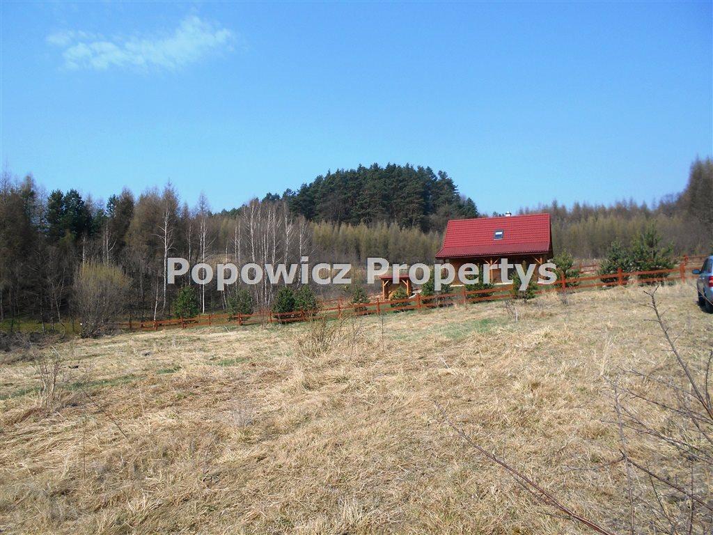 Działka budowlana na sprzedaż Ruszelczyce  1100m2 Foto 4
