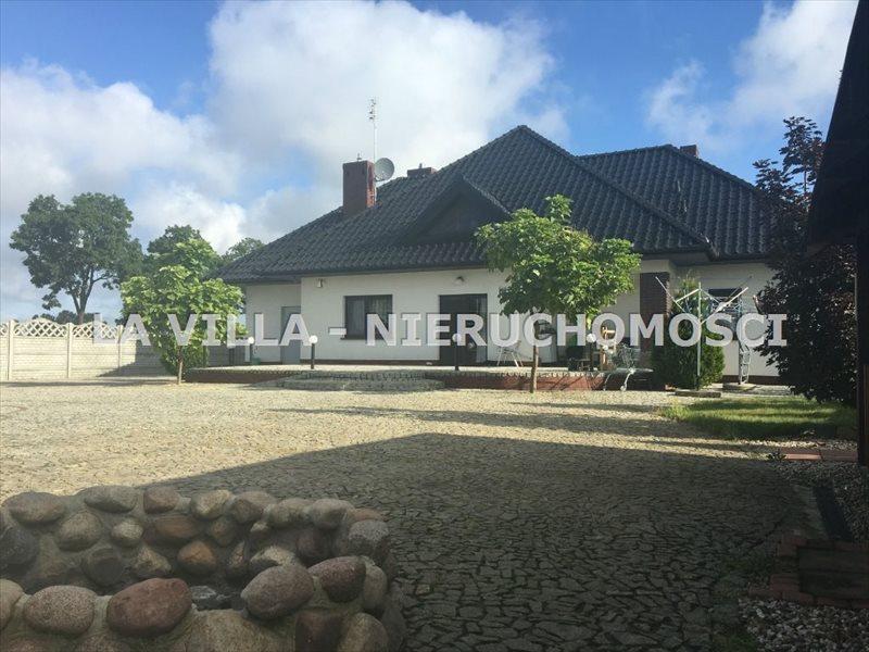 Dom na sprzedaż Leszno, Zaborowo  238m2 Foto 1