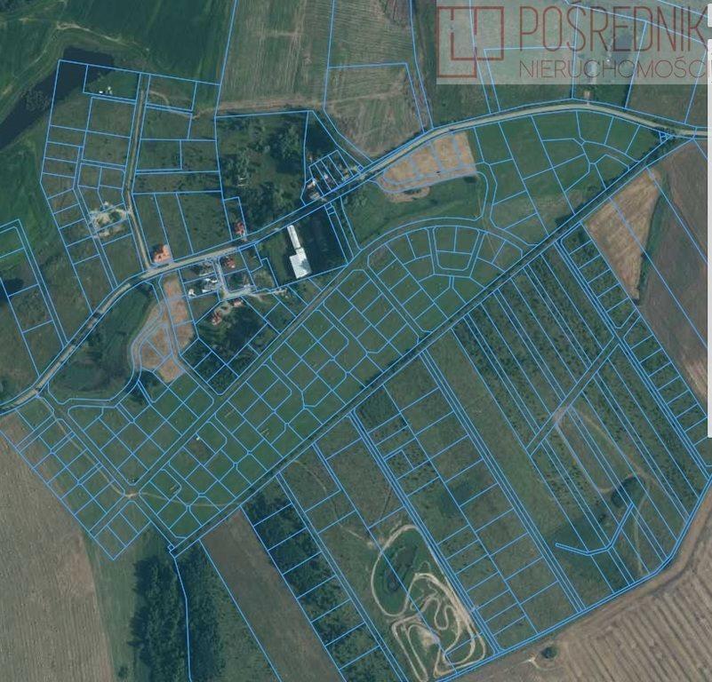 Działka rolna na sprzedaż Bobolin  1253m2 Foto 1