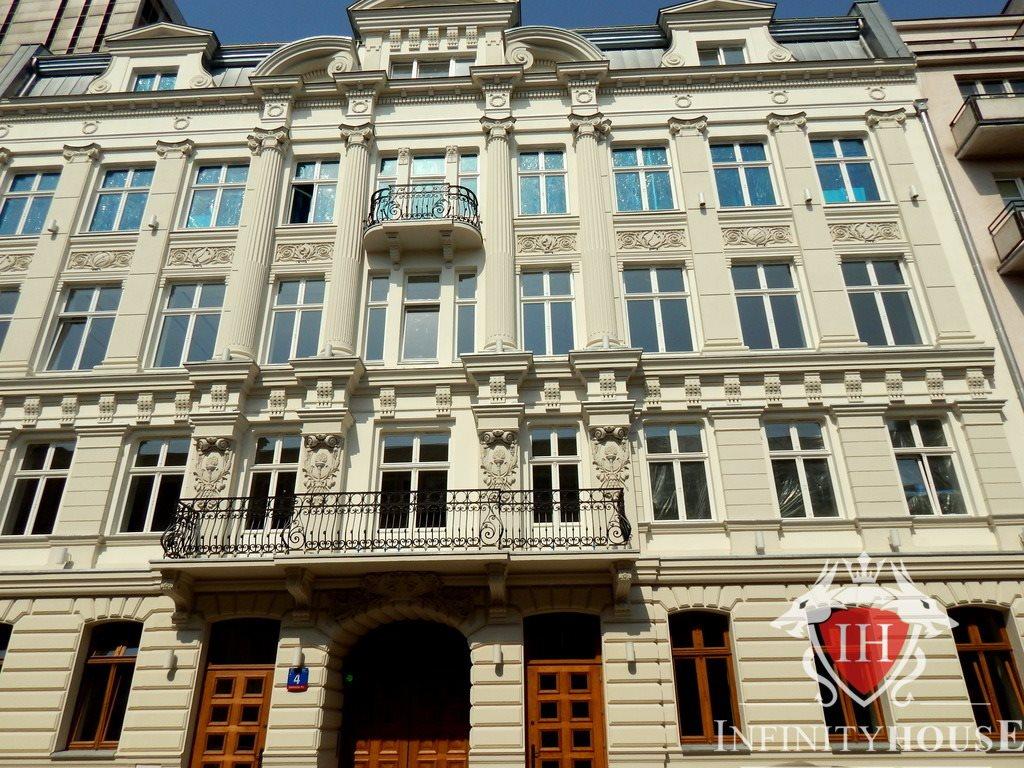 Lokal użytkowy na wynajem Warszawa, Śródmieście, Poznańska  134m2 Foto 1