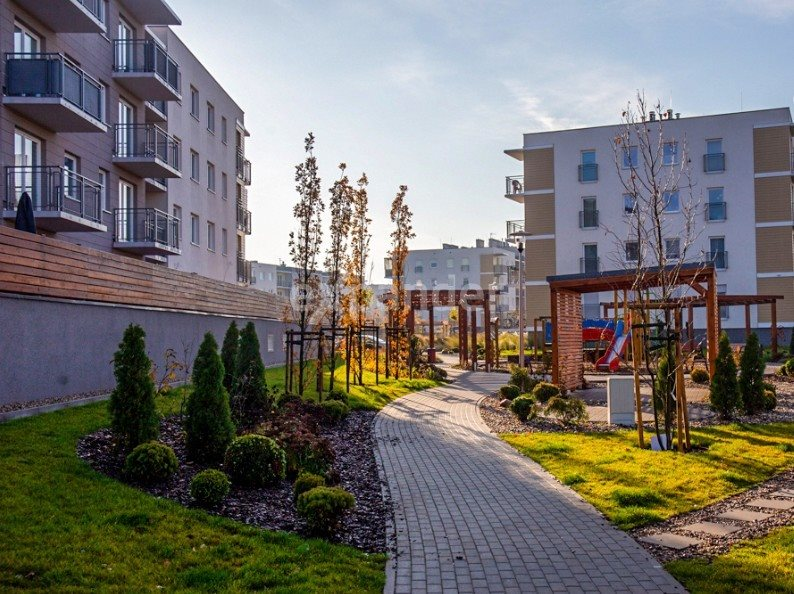 Mieszkanie dwupokojowe na sprzedaż Wrocław, Krzyki, Klasztorna  47m2 Foto 7