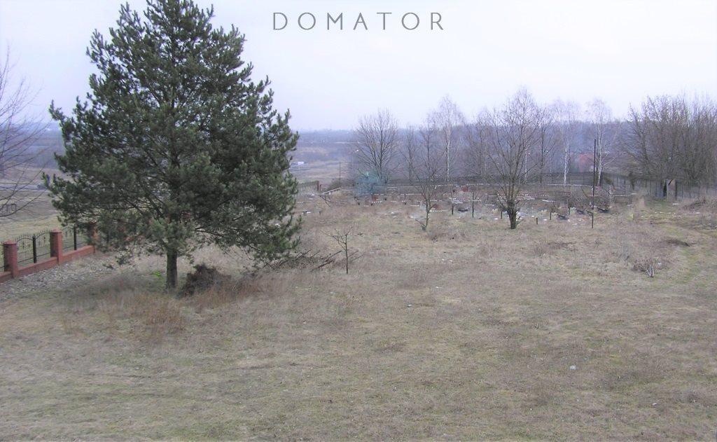 Działka budowlana na sprzedaż Bytom, Miechowice  636m2 Foto 1
