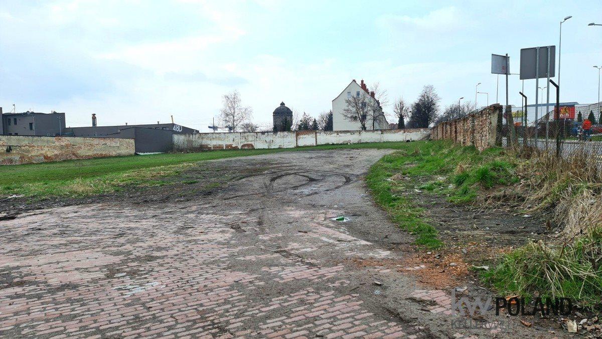 Działka przemysłowo-handlowa na sprzedaż Gliwice, Tarnogórska  5478m2 Foto 1