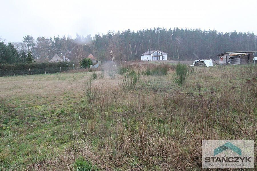 Działka budowlana na sprzedaż Wolin, las, zalew,łąki  2629m2 Foto 6