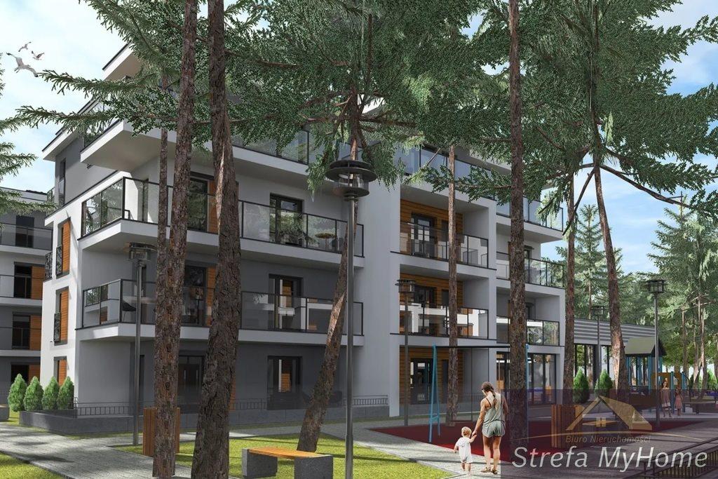 Mieszkanie dwupokojowe na sprzedaż Pobierowo  43m2 Foto 4