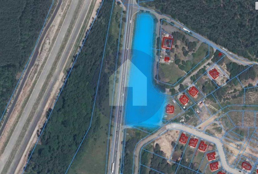 Działka inwestycyjna na sprzedaż Kochlice  8500m2 Foto 1