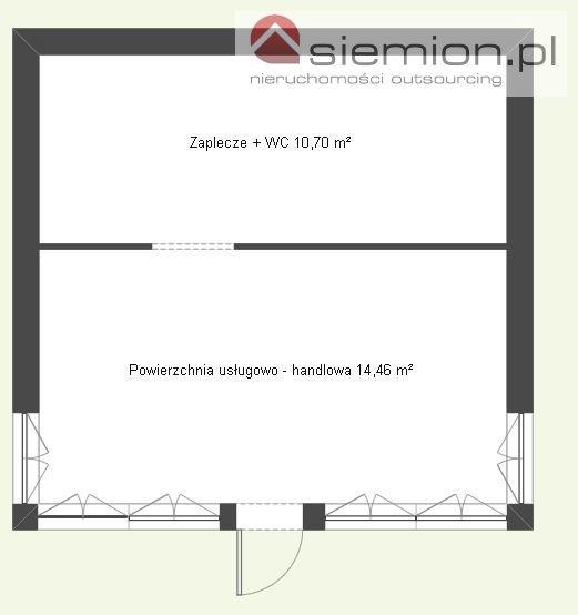 Lokal użytkowy na sprzedaż Siemianowice Śląskie, Bytków, -  28m2 Foto 1