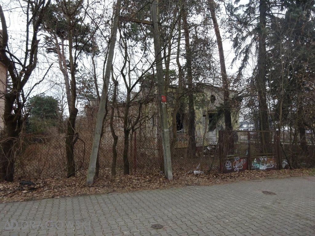 Działka budowlana na sprzedaż Warszawa, Wawer, Anin  795m2 Foto 1