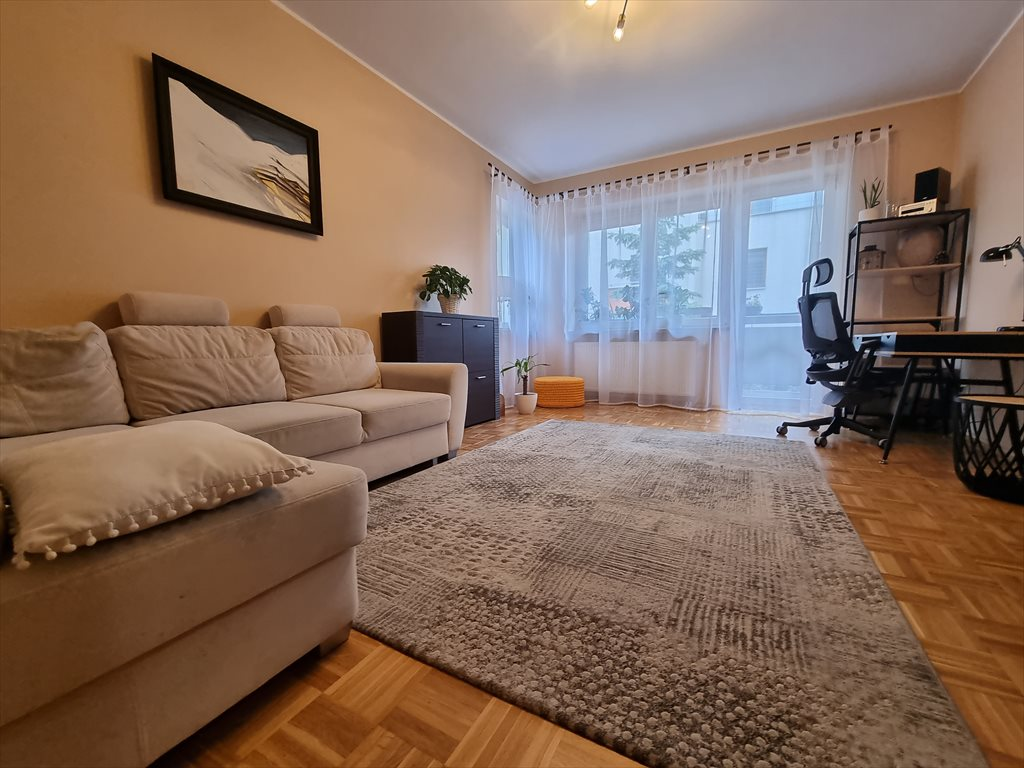 Mieszkanie dwupokojowe na sprzedaż Warszawa, Praga-Południe, Gocław, Kardynała Aleksandra Kakowskiego  61m2 Foto 1